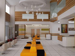 Hospital Project Design Application